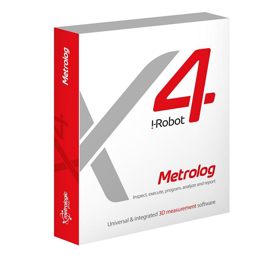 X4 i-Robot Metrolog - software inspecção e controlo dimensional - metrologia industrial - s4metro