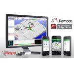 x4 i-remote - aplicação - scanning 3D - digitalização 3D - metrologia industrial - controlo e inspecção dimensional - s4metro