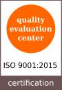 ISO 9001:2015 - Certificado de Qualidade Metrologia Industrial - s4metro