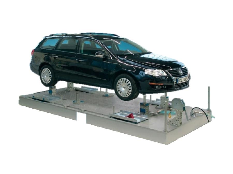medição 3d - witte - sistemas de fixação modular - metrologia industrial - controlo e inspecção dimensional - s4metro - gabarito