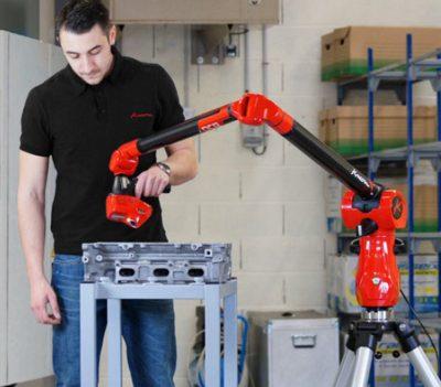 paquimetro -medição - metrologia industrial - controlo dimensional - controlo de qualidade - medição - braço kreon